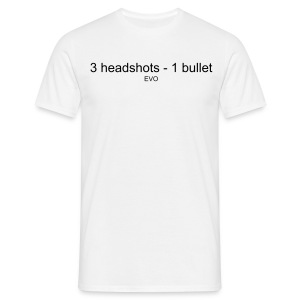 EVO Headshot T - Men's T-Shirt