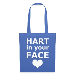 HART in your face Collection - Stoffbeutel