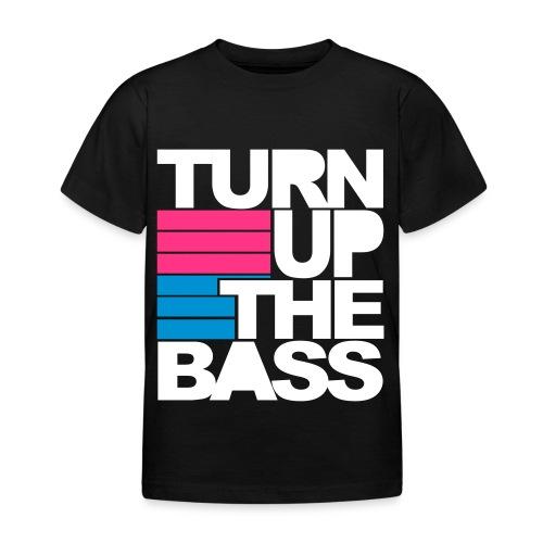 turn up - Kinderen T-shirt