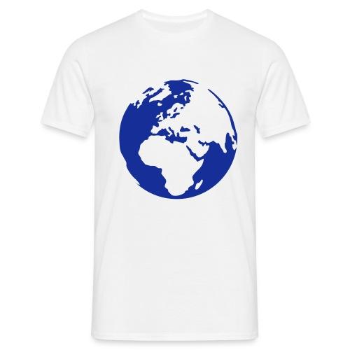 world - Maglietta da uomo