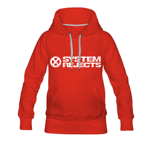Women's Double Sided Hoody - Women's Premium Hoodie