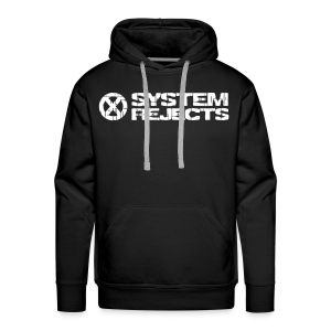 Men's Double Sided Hoody - Men's Premium Hoodie