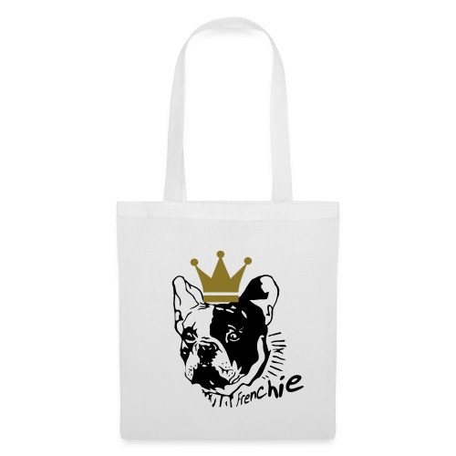 bouledogue sac - Tote Bag