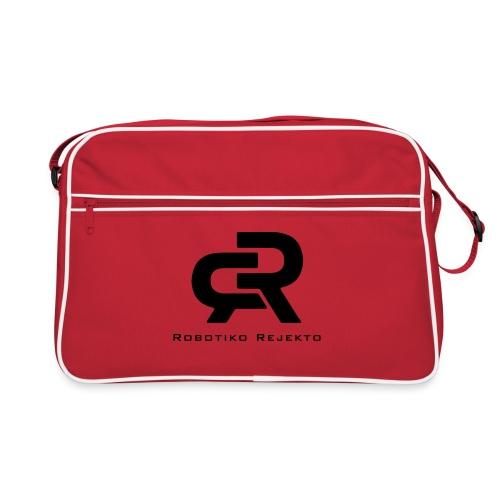 RR Basic Logo - Retro Bag
