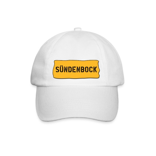 Baseballkappe Sündenbock - Baseballkappe