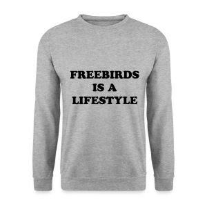 freebirds is a lifestyle - Mannen sweater