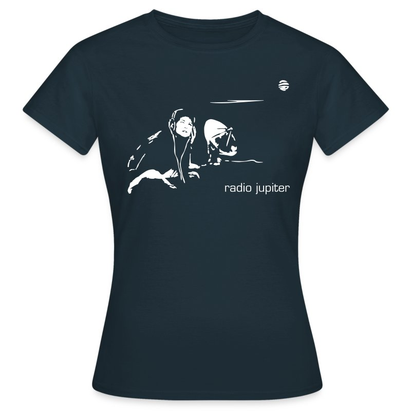 Radio Jupiter Female - Frauen T-Shirt
