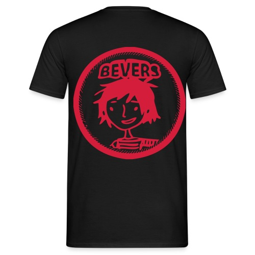 Bever Tshirt UNI - Mannen T-shirt