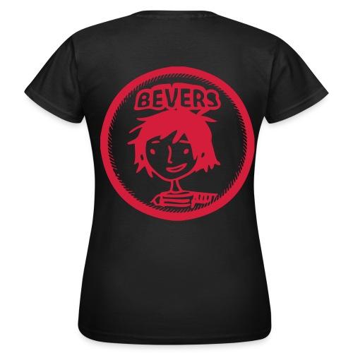 Bever Tshirt Vrouw - Vrouwen T-shirt