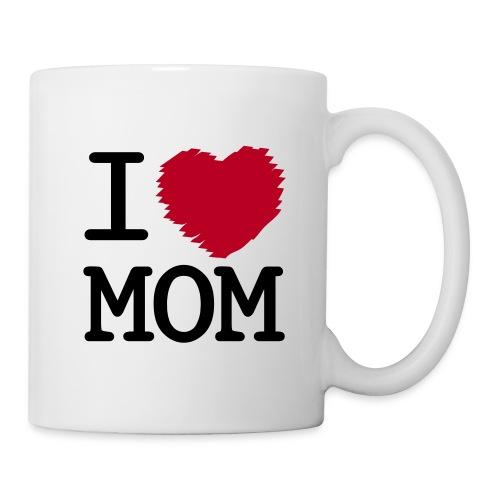I Love Mom - Kopp