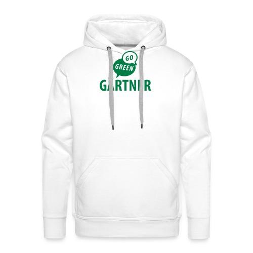 Gärtner GoGreen - Männer Premium Hoodie