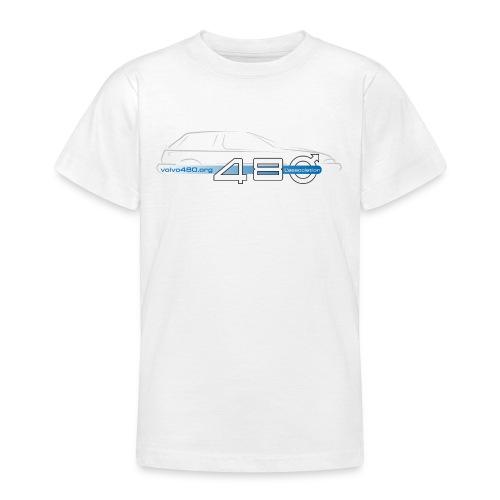 T-shirt classique ado - Logo association - T-shirt Ado