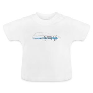 T-shirt classique bébé - Logo association - T-shirt Bébé