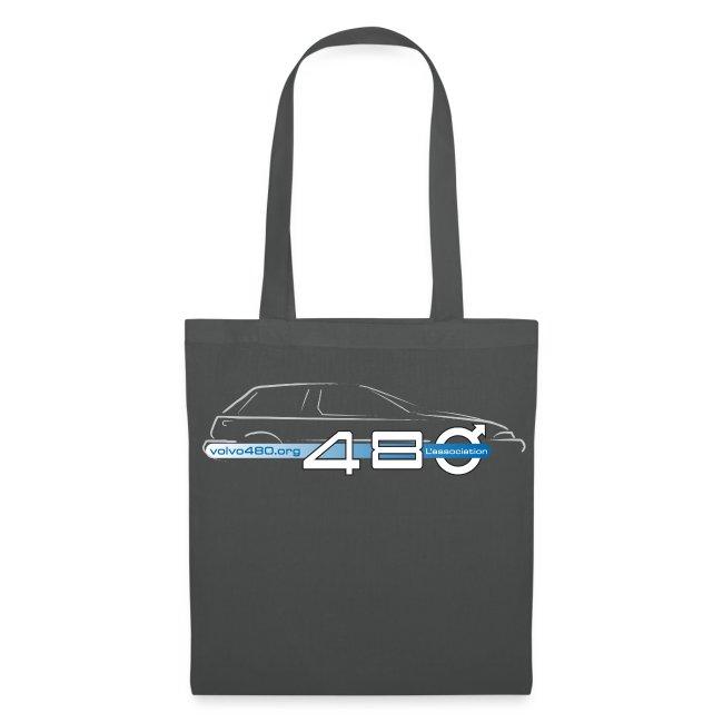 Sac cabas - Logo association