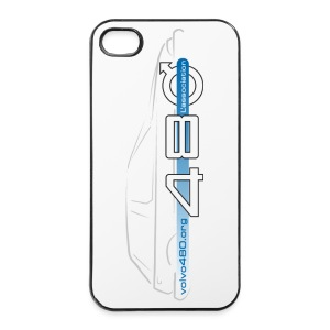 Coque iPhone 4/4S - Logo association - Coque rigide iPhone 4/4s