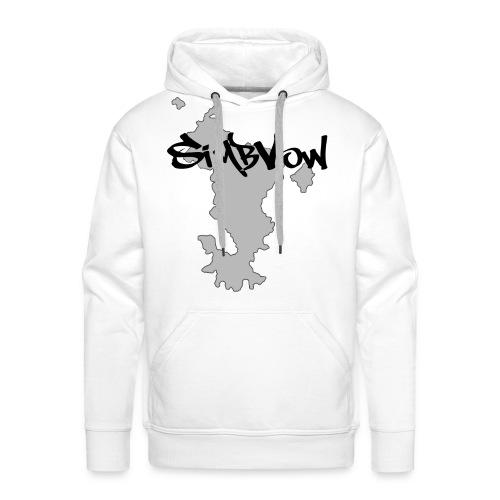 Sweatshirt à capuche Simb Vow Hommes - Sweat-shirt à capuche Premium pour hommes
