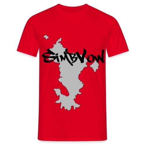 T shirt Simb Vow Hommes - T-shirt Homme