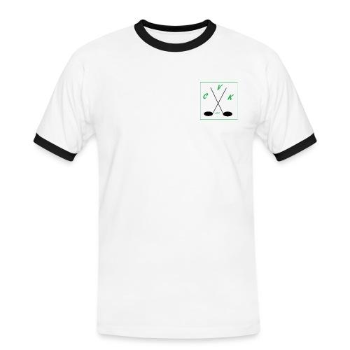 CVK 2011  - Männer Kontrast-T-Shirt