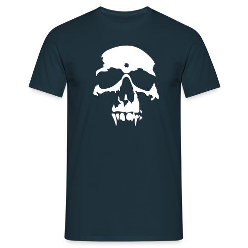 skull head - T-shirt Homme