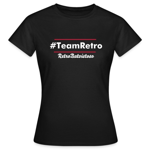 #TeamRetro - Women's T-Shirt