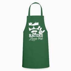 Like a haters love hate me moustache boss sir meme  Aprons