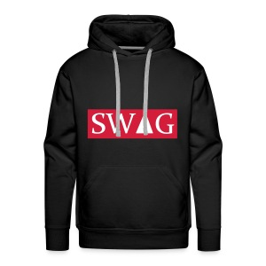 #SWAG #SPECIAL #EDITION - Mannen Premium hoodie