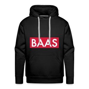 #BAAS #SPECIAL #EDITION - Mannen Premium hoodie