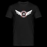 T-Shirts ~ Men's T-Shirt ~ JSH Logo #10-w