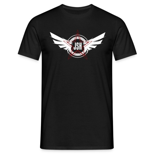 JSH Logo #10-w - Men's T-Shirt