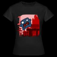 T-Shirts ~ Women's T-Shirt ~ Cookie Meat Boy Design #1 (Women)