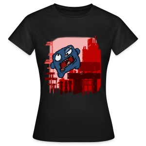 Cookie Meat Boy Design #1 (Women) - Women's T-Shirt