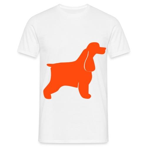 t-shirt mann - T-skjorte for menn