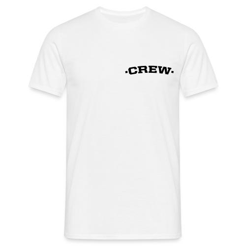 CREW - Herrenshirt - Männer T-Shirt