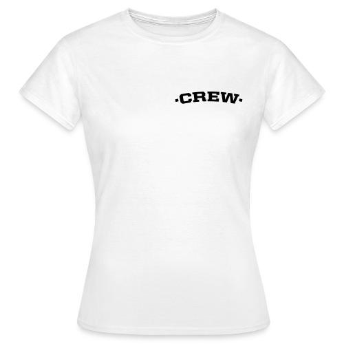 CREW - Frauenshirt - Frauen T-Shirt