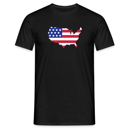 AMERICA - T-shirt Homme