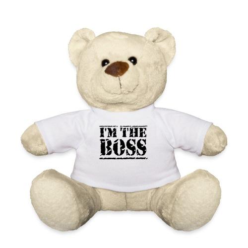 THE BOSS - Teddy - Teddy