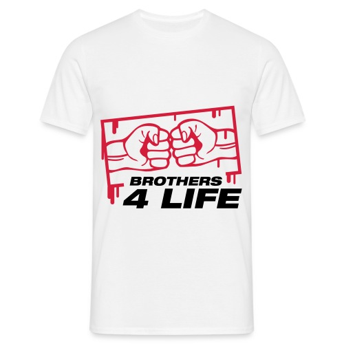 4 LIFE  - Männer T-Shirt