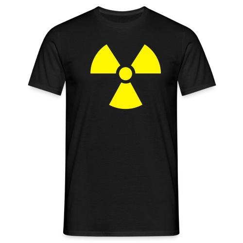 nuclear - T-shirt Homme