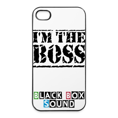 BBS 1 - Coque rigide iPhone 4/4s
