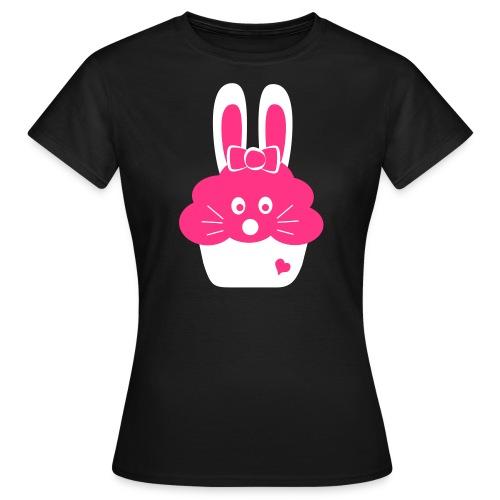 Cupcakehasi - Frauen T-Shirt