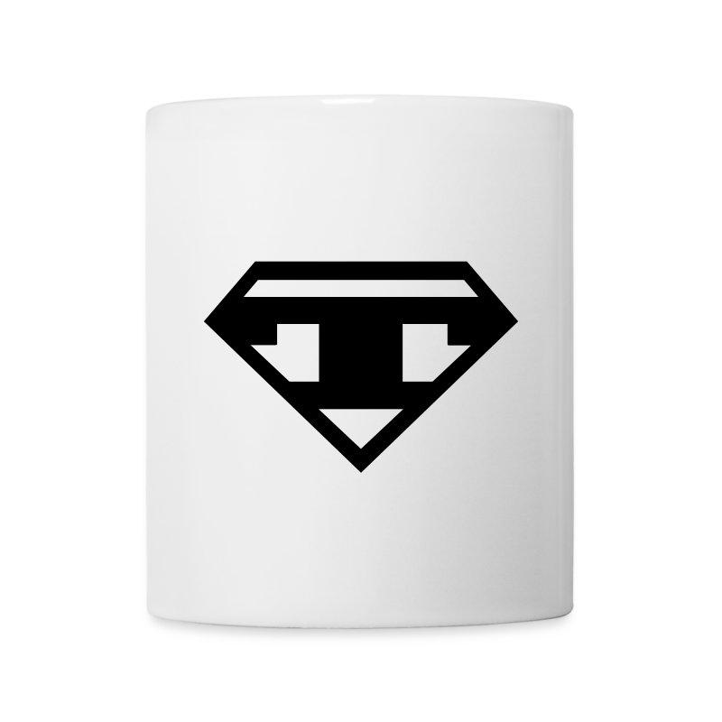 Cup - Black T - Mug