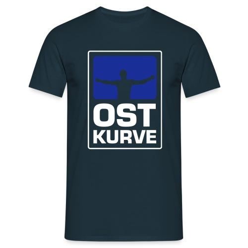 Ostkurve - Männer T-Shirt
