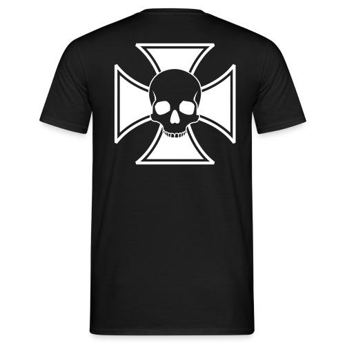 T-Shirt klassisch  - Männer T-Shirt