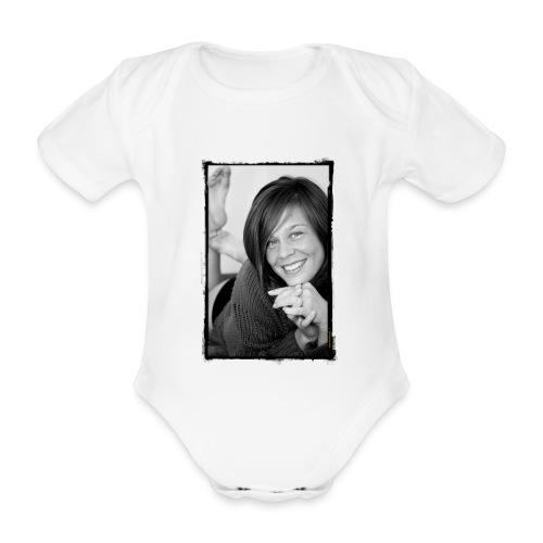 Baby Unidentified - Body bébé bio manches courtes