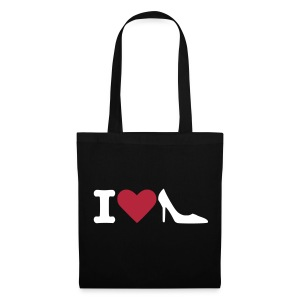 I love shoes - Tote Bag