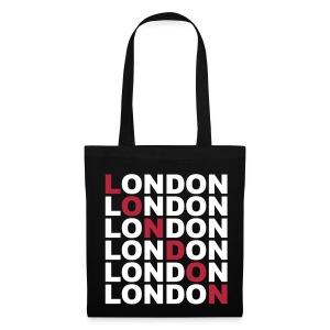 London - Tote Bag