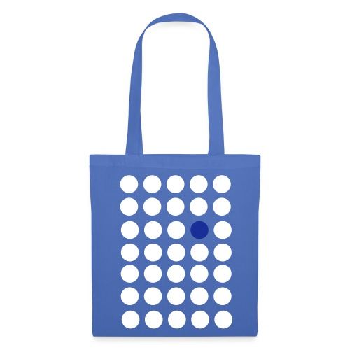 Blue dot - Tote Bag