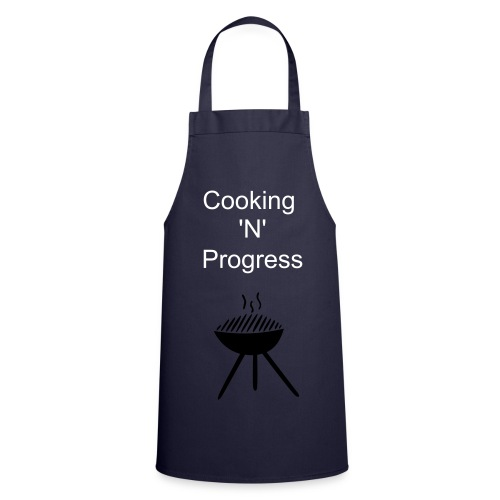 UNISEX Cooking 'N' Prograss apron - Cooking Apron