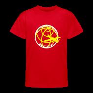 T-shirts ~ T-shirt tonåring ~ Artikelnummer 9706436