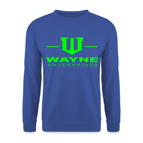 Wayne Enterprises [blue-green] - Männer Pullover